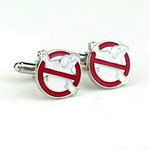 New Ghost Busters Cuff Links